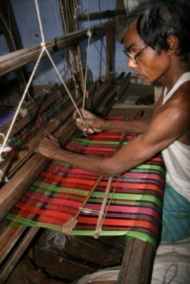 A short history of weaving