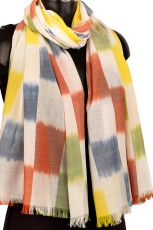 Multicolour Summer Scarf