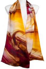 Luxury Satin Scarf YS1603