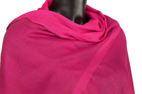 Double Layer Cotton Shawl